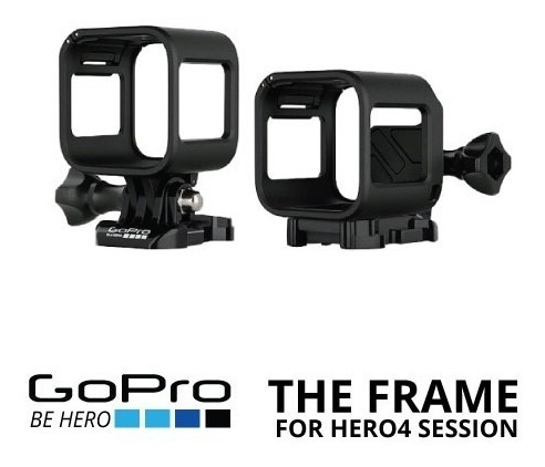 the frame session armação gopro hero 4 5 session - arfrm-001