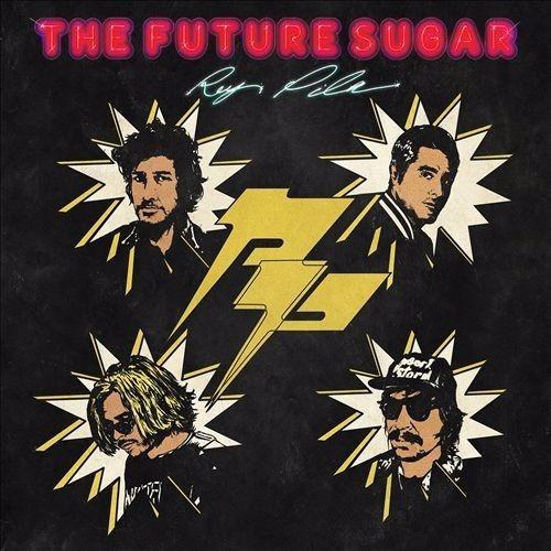 the future sugar rey pila disco cd con 9 canciones