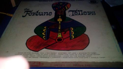 the future tellers, 1961, lp, kapp medallion hecho en méxico