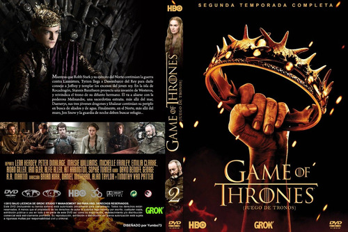 the game of trones serie completa juego de tronos digital
