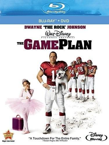 the game plan [blu-ray + dvd]
