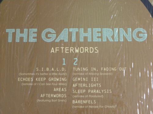 the gathering afterwords lp always accessories mandylion