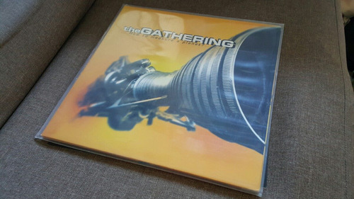 the gathering - how to measure a planet vinil original 1998