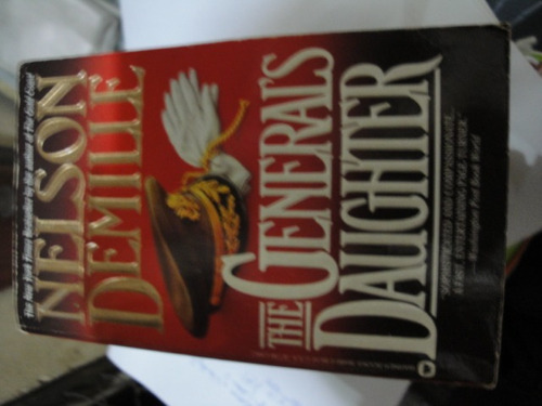the general's daughter de nelson demille- novela en inglés