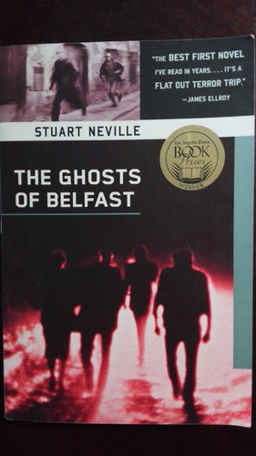 the ghosts of belfast, de stuart neville (en inglés)