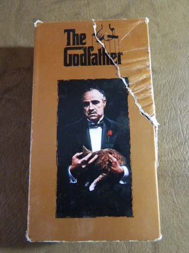 the goddfather - el padrino vhs