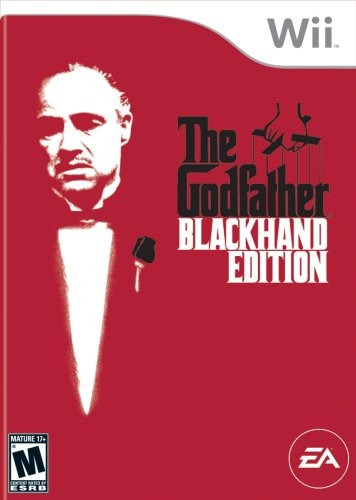 the godfather blackhand edition for wii