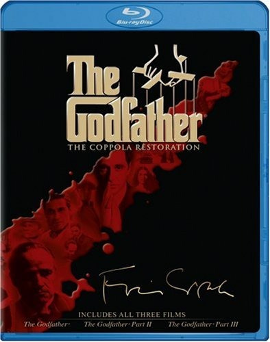 the godfather collection (the coppola restoration) [blu-ray