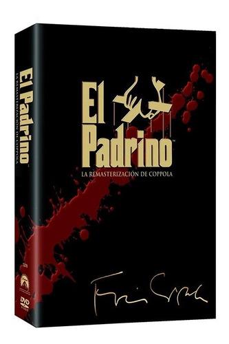 the godfather el padrino coppola restoration 4 dvd en stock