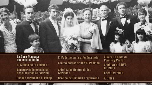 the godfather the coppola restoration bluray latino padrino