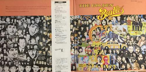 the golden beatles vinilo japones obi musicovinyl