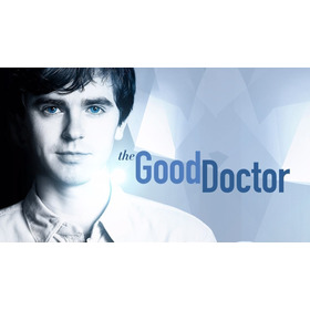 The Good Doctor-1ª+2ª Temporadas Completas + Frete-excelente
