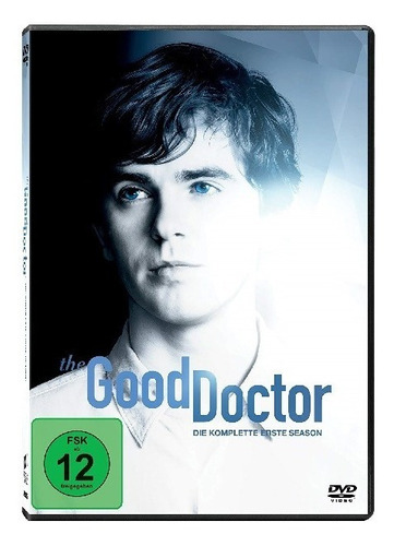 the good doctor - completa - dvd
