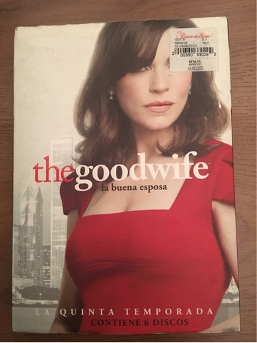 the good wife 5ta temp completamente nueva