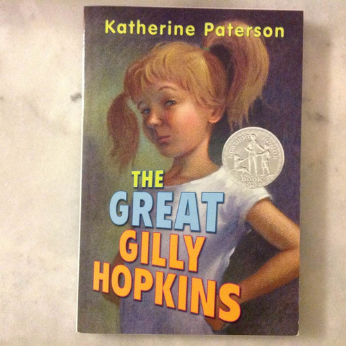 the graet gilly hopkins. katherine paterson