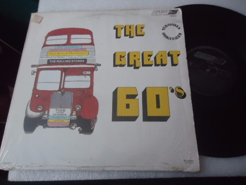the great 60s varios artistas vinyl lp acetato