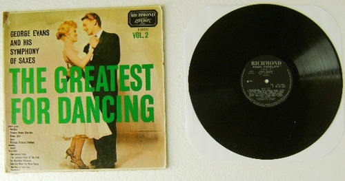 the greatest for dancing 1 disco lp vinil