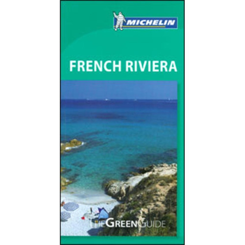 the green guide french riviera - varios autores