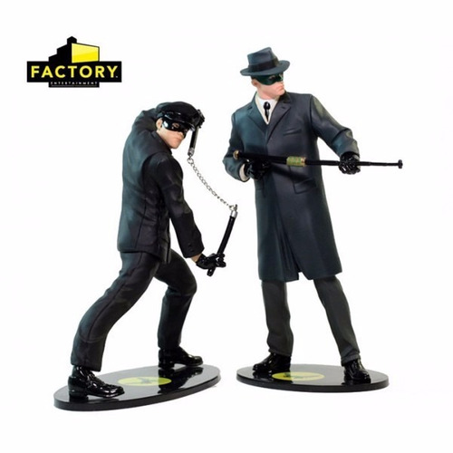the green hornet and kato - factory - cod. 80351