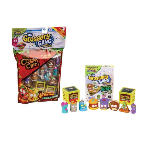 the grossery gang série 2 - corny chips
