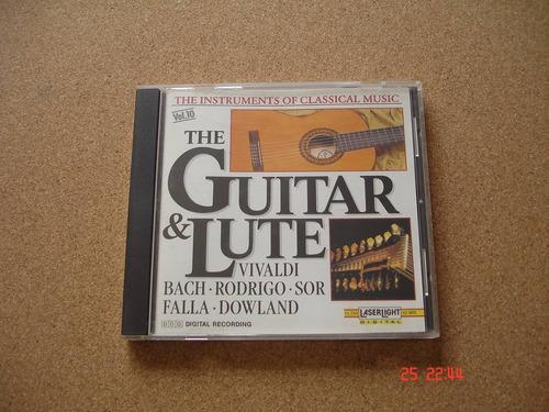 the guitar & lute vivaldi, bach, rodrigo, etc
