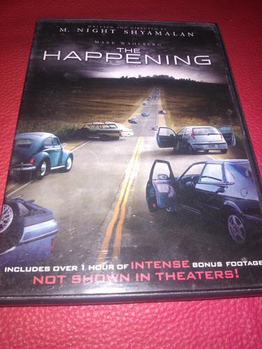 the happening / el fin de los tiempos / mark wahlberg