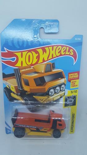 the haulinator hot wheels experimotors
