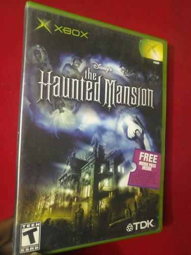 the haunted mansion xbox clasico