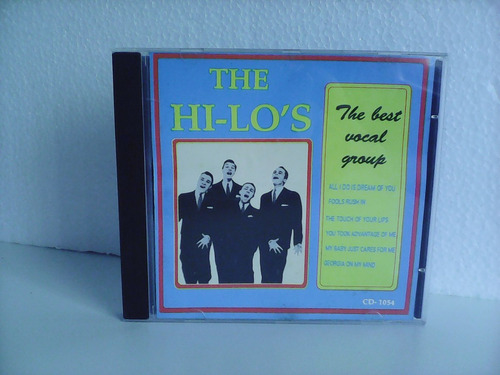 the hi-lo's - the best vocal group - cd