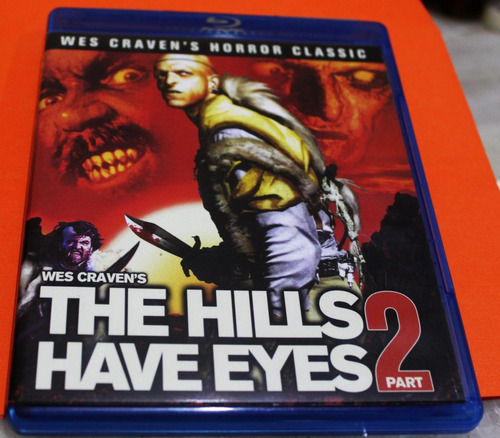 the hills have eyes 2 1984