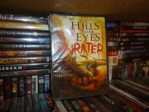 the hills have eyes el despertar del diablo dvd