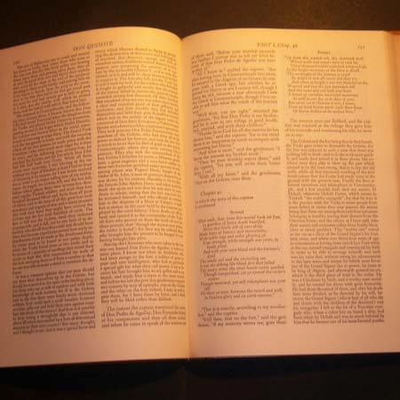 the history of don quixote de la mancha. miguel de cervantes