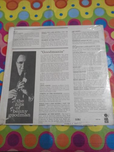 the hits of benny goodman lp 1975