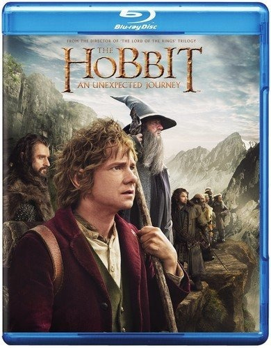 the hobbit an unexpected journey combo pack blu-ray+dvd