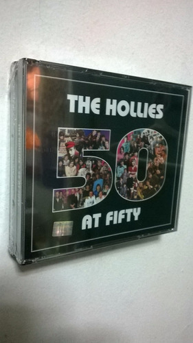 the hollies 50 at fifty (3cd)