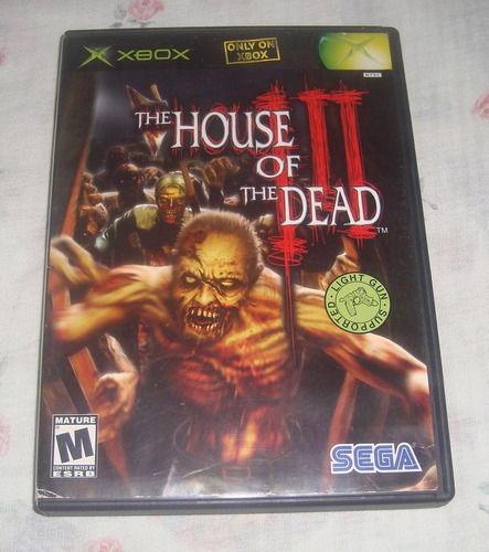 the house of the dead 3 para xbox clasica
