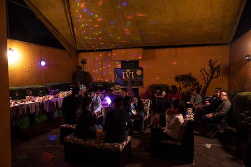 the house party coyoacan un lugar para celebrar tus eventos