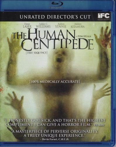 the human centipede first sequence director's cut blu-ray