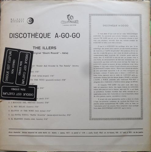 the illers discotheque a go-go lp chantecler original dischi