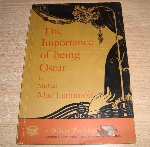 the importance of being oscar / micheál mac liammóir