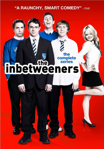 the inbetweeners coleccion completa serie tv boxset dvd