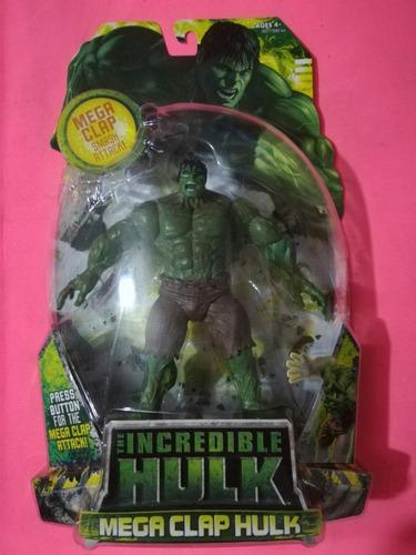 the incredible hulk - 2008 - hasbro/marvel - originales