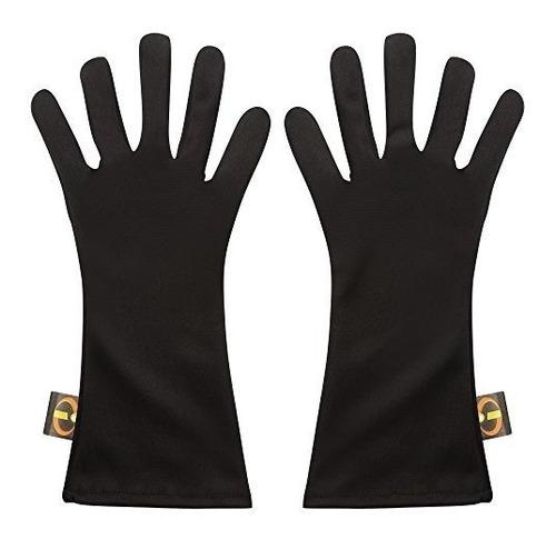 the incredibles 2 increibles dress up shirt con logo gloves