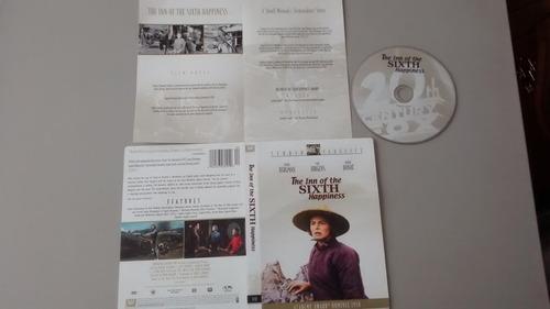 the inn of sixty hapiness dvd original obra prima