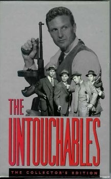 the intouchables-los intocables collector´s edition 5 vhs