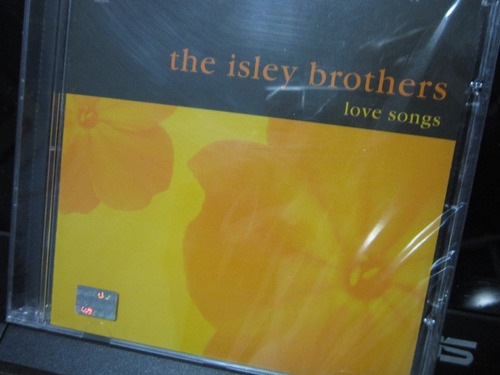 the isley brothers, cd love songs, 2001 lacrado