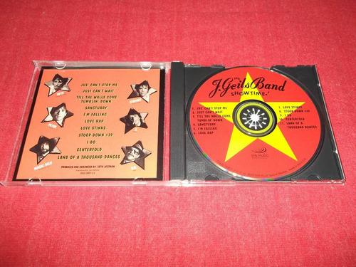 the j. geils band - showtime cd imp ed 2003 mdisk