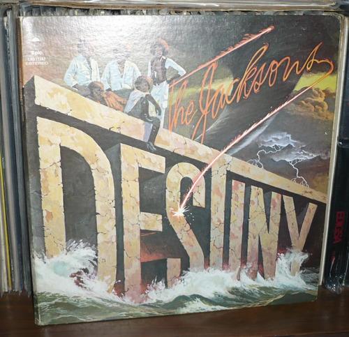 the jacksons lp destiny nacional