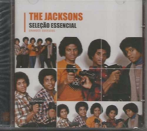 the jacksons seleção essencial cd lacrado sony music