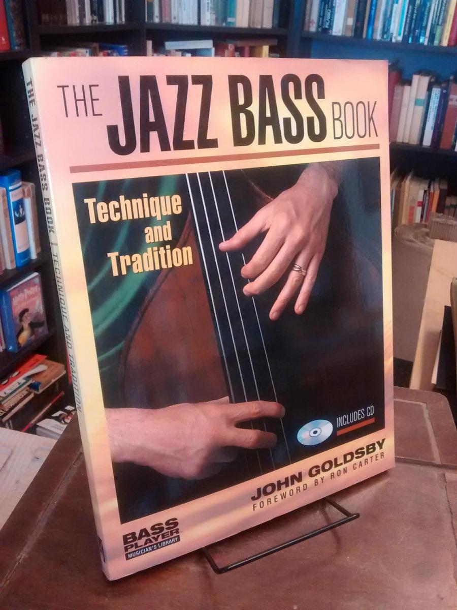 Jazz Bass Book
